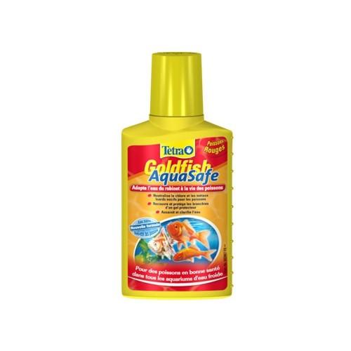 Traitement et entretien - Goldfish Aqua Safe pour poissons