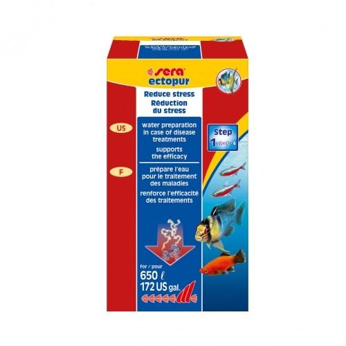 Traitement et entretien - Ectopur pour poissons