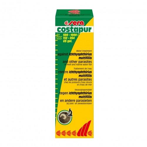 Traitement et entretien - Costapur pour poissons