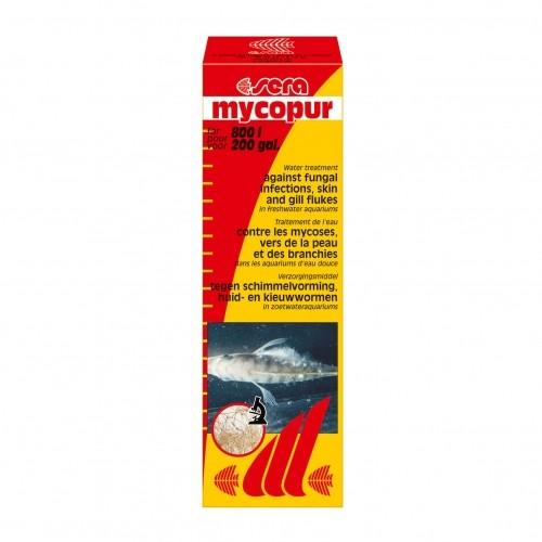 Traitement et entretien - Mycopur pour poissons
