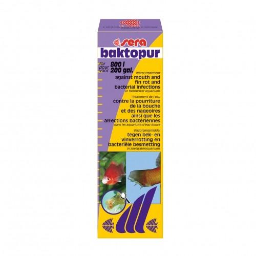 Traitement et entretien - Baktopur pour poissons
