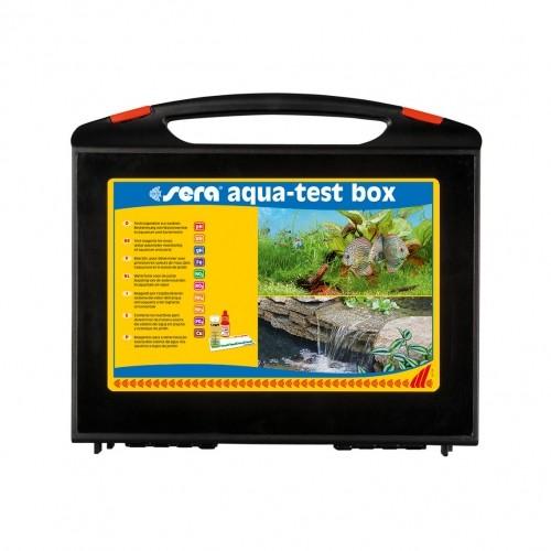 Traitement de l'eau - Aqua-test box Sera