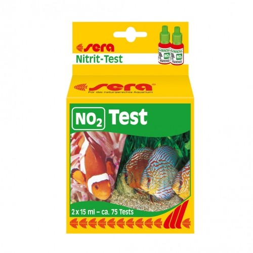 Traitement et entretien - Test NO2 (test nitrites) pour poissons