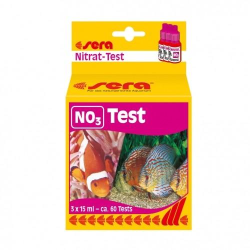 Traitement et entretien - Test NO3 (test nitrates) pour poissons