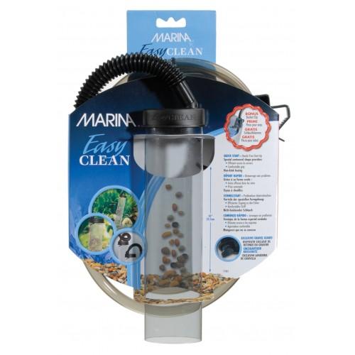 Traitement et entretien - Nettoyeur de graviers Easy Clean Marina pour poissons
