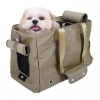 Transport du chat - Sac de transport Army Green