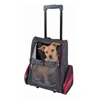 Sac de transport pour chien et chat - Sac de transport à roulettes Vacation Kerbl