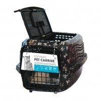 Caisse de transport pour chien et chat - Caisse de transport Pirate M-Pets