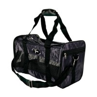 Sacs de transport - Grand sac de transport noir Trixie