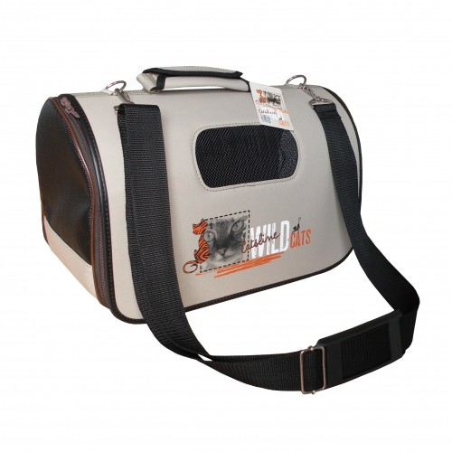 Transport du chat - Sac de transport Wild Cats pour chats