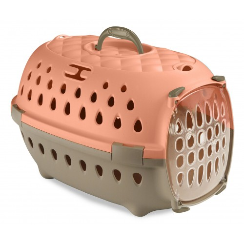 Transport du chat - Caisse de transport Travel Chic pour chats