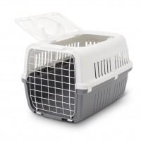 Caisse de transport pour chat et petit chien - Caisse de transport Zephos Savic