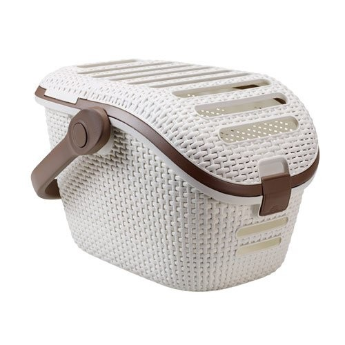 Transport du chat - Panier de transport Petlife pour chats