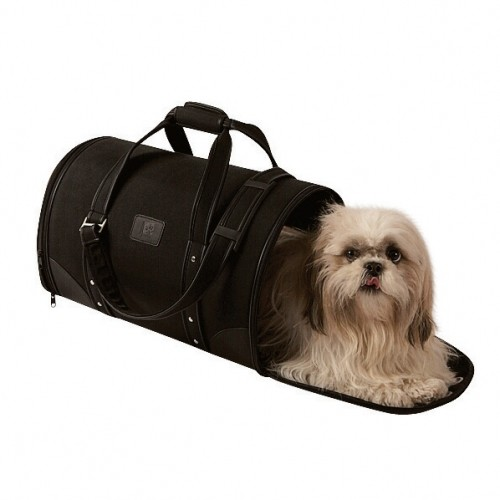 Transport du chien - Sac de transport Parisien pour chiens