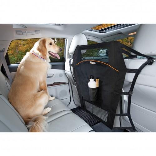 barri re auto back seat accessoires auto pour chien kurgo wanimo. Black Bedroom Furniture Sets. Home Design Ideas