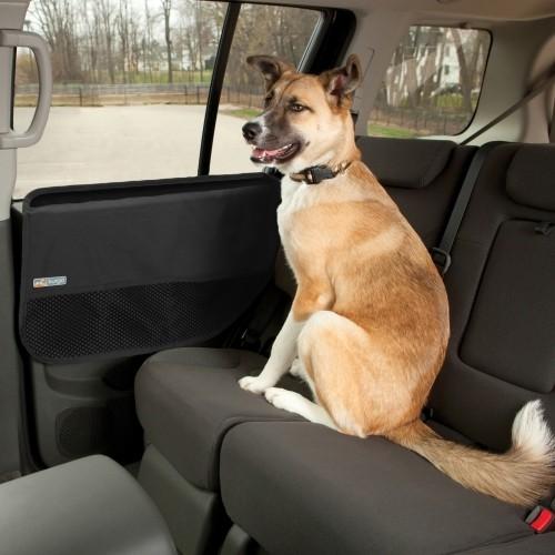 Transport du chien - Protection porte de voiture pour chiens