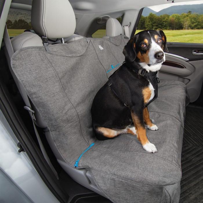 Transport du chien - Housse de banquette - No Slip Grip pour chiens