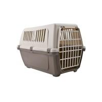 Caisse de transport pour chien et chat - Caisse Vision Plastic MP Bergamo
