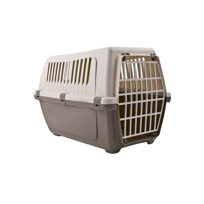 Transport du chien - Caisse Vision Plastic pour chiens