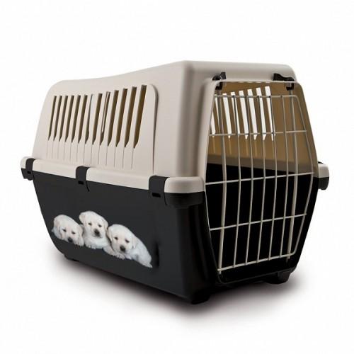 Transport du chien - Caisse Vision Luxo 50 pour chiens