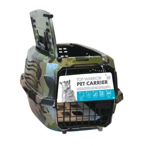 Transport du chat - Caisse de transport Warrior pour chats