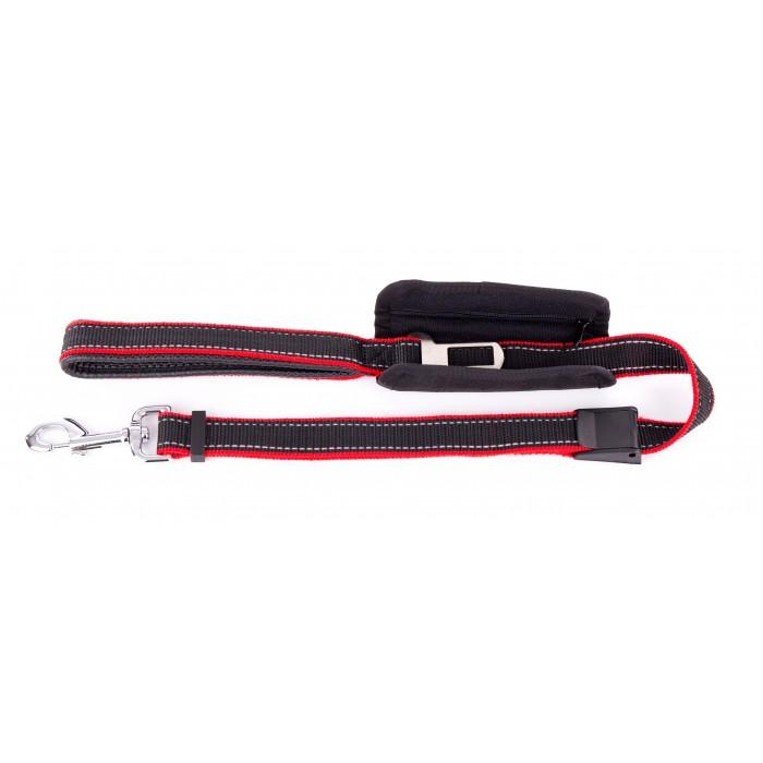 Sécurité et protection - Laisse de voiture Security 2 en 1 pour chiens