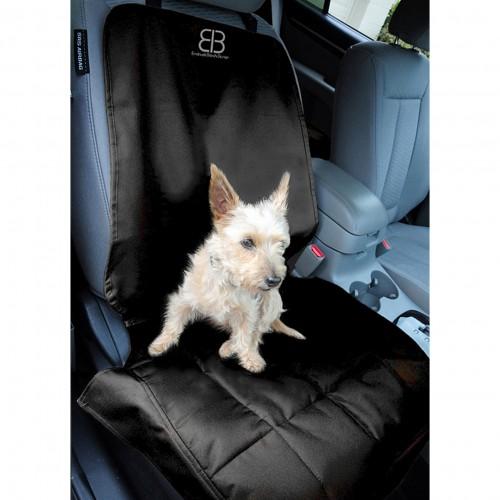 Housse de protection si ge passager accessoires auto for Housse protection coffre chien