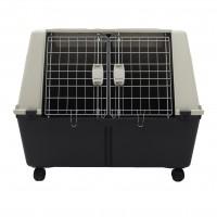 Caisse de coffre pour chien - Caisse de transport Voiture Wouapy