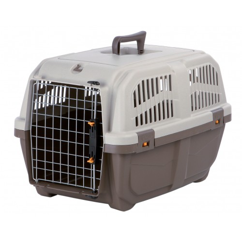 caisse de transport skudo small caisse de transport pour chien et chat trixie wanimo. Black Bedroom Furniture Sets. Home Design Ideas