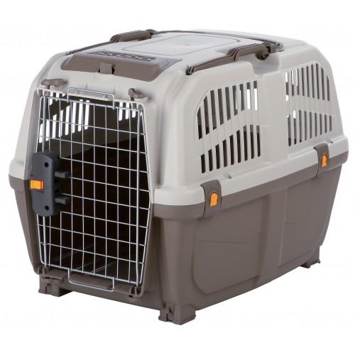 caisse de transport skudo caisse de transport pour chien. Black Bedroom Furniture Sets. Home Design Ideas