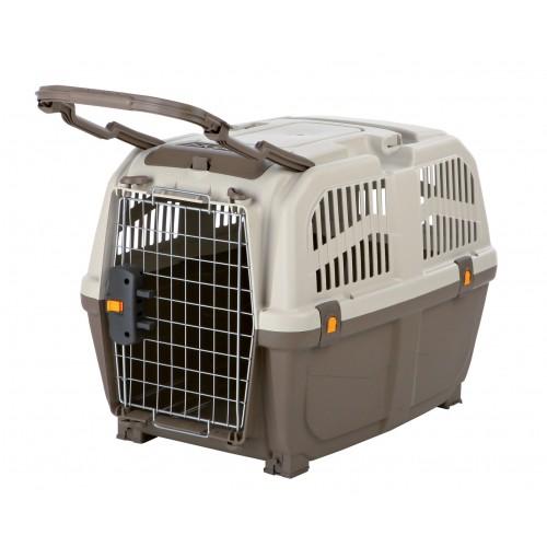 Transport du chien - Caisse de transport Skudo pour chiens