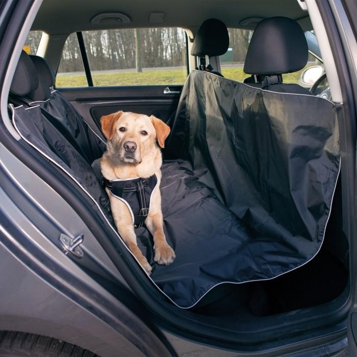 Transport du chien - Housse de protection auto pour chiens