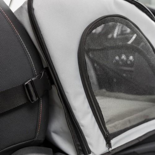 Transport du chien - Siège de voiture pour chiens
