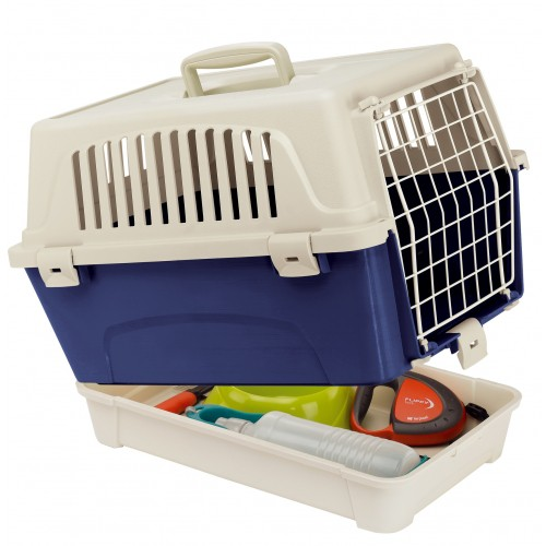 Transport du chat - Caisse Atlas Organizer pour chats