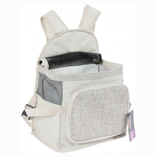 Transport du chat - Sac de transport ventral ou dos Panama pour chats