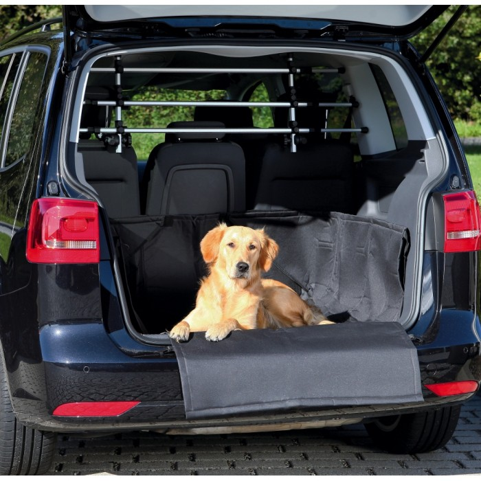Transport du chien - Couverture de protection pour coffre pour chiens