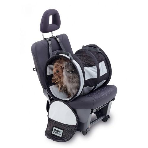 niche pet tube niche de transport pour chien pet ego. Black Bedroom Furniture Sets. Home Design Ideas