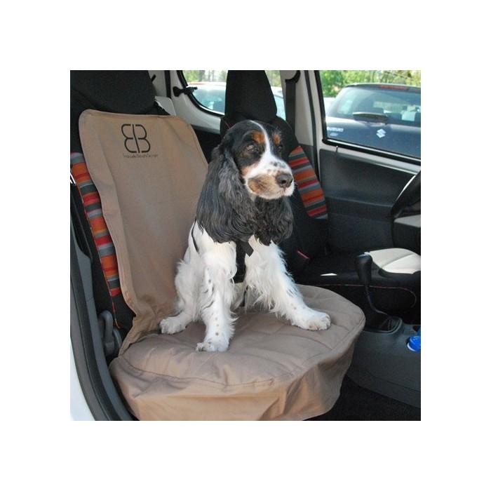 Transport du chien - Housse de protection siège passager pour chiens
