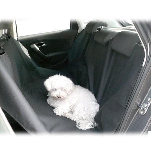 Transport du chien - Housse de voiture en nylon pour chiens