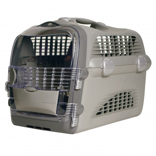 Transport du chat - Caisse de transport Pet Cargo Cabrio pour chats