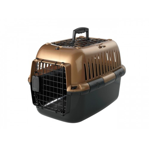 caisse de transport adventurer caisse de transport pour chat et petit chien europet wanimo. Black Bedroom Furniture Sets. Home Design Ideas