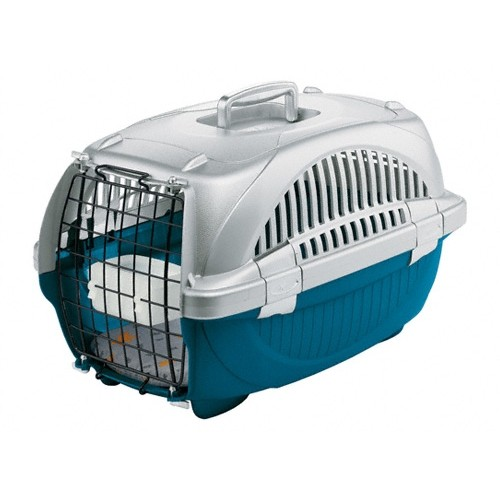 Transport du chat - Caisse de transport Atlas Deluxe pour chats