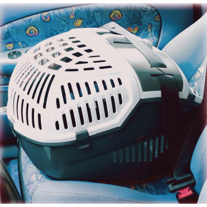 Transport du chat - Caisse de transport Avior pour chats