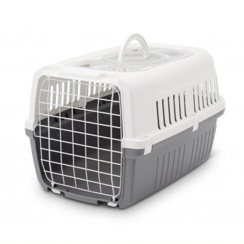 Transport du chat - Caisse de transport Zephos pour chats