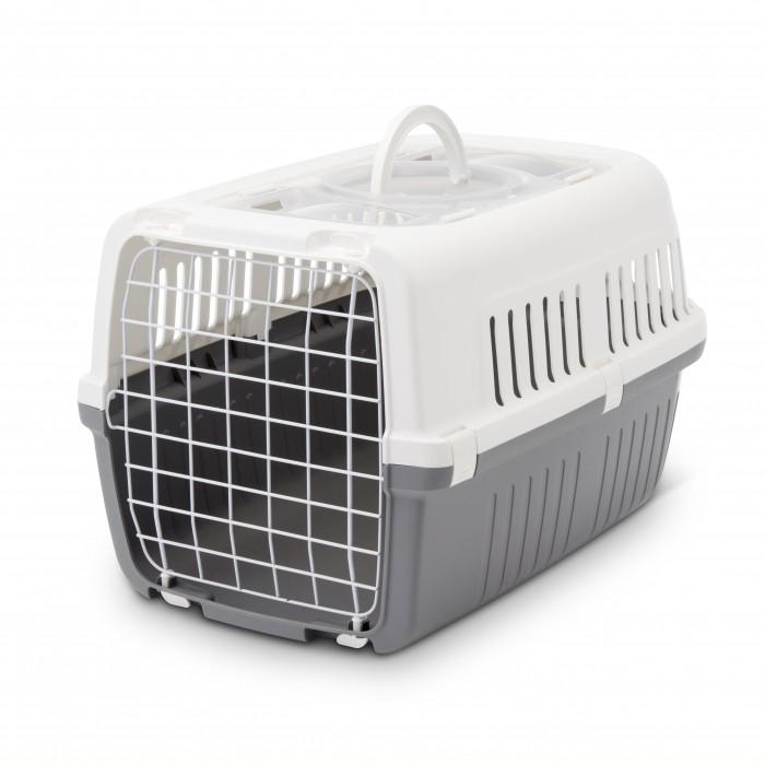 caisse de transport zephos caisse de transport pour chat et petit chien savic wanimo. Black Bedroom Furniture Sets. Home Design Ideas