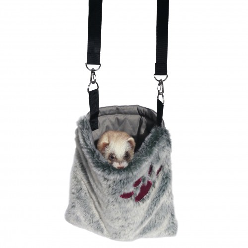 Sac / Couchage pour furet - Sacoche de transport et repos