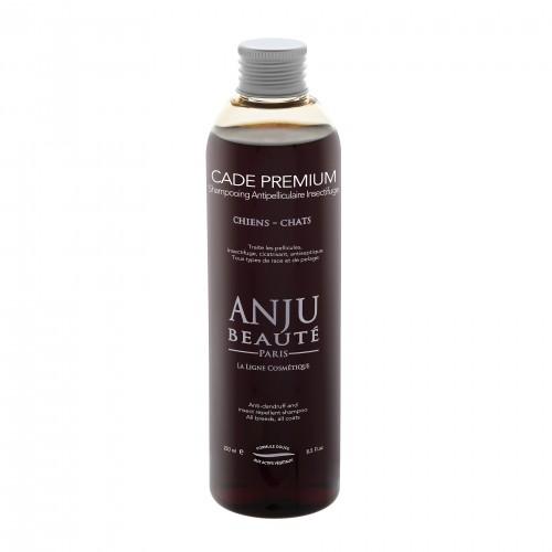 Shampooing traitant - Shampooing antipelliculaire insectifuge Cade Premium Anju