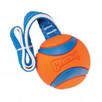 Balle pour chien - Balle flottante Ultra Tug Chuck It