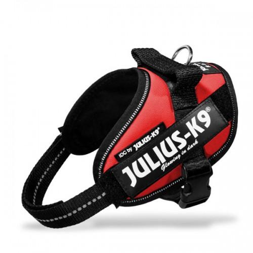 Harnais pour chien - Harnais IDC Power Rouge Julius K9