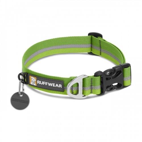 Collier pour chien - Collier Crag - Vert Ruffwear